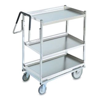 Vollrath Cart 650 pound capacity with STD Lower Shelf - 97206