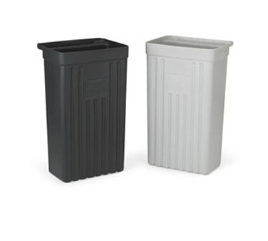 Vollrath Refuse Bin fits standard truck and tubular carts - 9728820