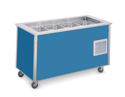 Vollrath Signature Server Classic NSF7 Cold Station - 98710