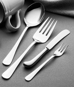 Vollrath Flatware serving fork - 48116