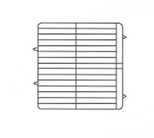 "Vollrath Plate Crate Dishwasher Rack 4-3/4"" x 7-5/8"" dia. - PM3208-3"