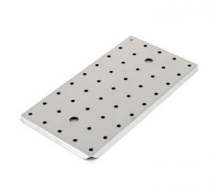 Vollrath Super Pan V False Bottom for Steam Table Pan full size - 20000