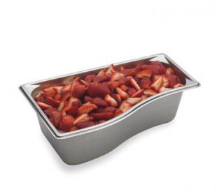 "Vollrath Super Pan Super Shape Wild Pan-Third Size Outer used in conjunction with Wild Pan Inner pans to fill a 12"" x 20&qu"