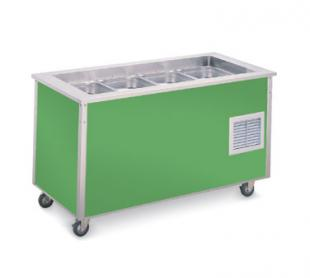 Vollrath Signature Server Classic NSF 7 Cold Station - 36146