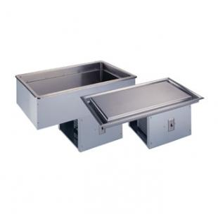Vollrath 2-PAN FROST TOP MODULAR DROP-IN 18-8 stainless - 36419