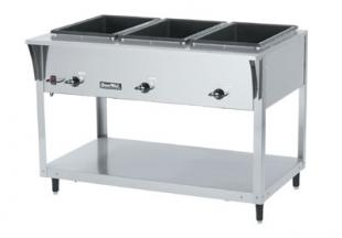 Vollrath ServeWell SL-Hot Food Table 3-Well - 38203