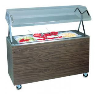Vollrath Affordable Portable NON-REFRIGERATED Cold Pan - 38734