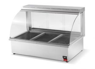 Vollrath Hot Food Bar counter top - 40732
