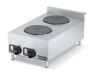 Vollrath Hot Plate stainless steel construction - 40739