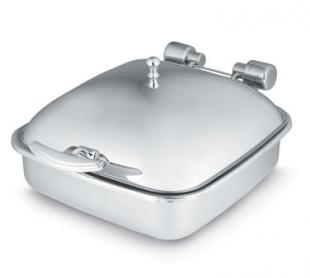 Vollrath Intrigue Induction Square Chafer 6 qt - 46132