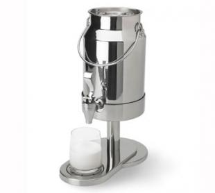 Vollrath Somerville Milk Dispenser, 5 Quart - 4635110