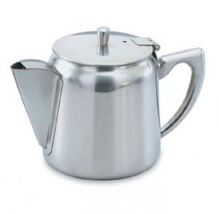 Vollrath Tea and Coffee Server with Strainer stainless - 46370
