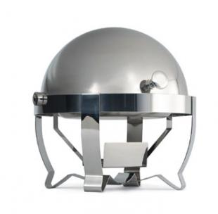 Vollrath ORION Retractable Round Roll Top Chafer 6 qt - 46530