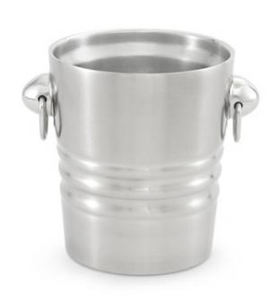 Vollrath Double Wall Insulated Champagne/Wine Bucket 2.1 quart - 46616