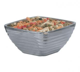Vollrath Square Beehive Double-Wall Insulated Bowl 5.2 qt. - 47635