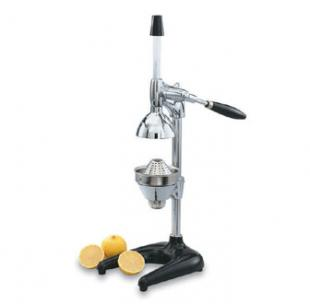 Vollrath E-Z Juice Extractor heavy duty with enamel-coated cast iron base - 47704