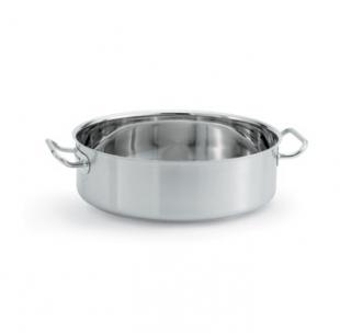 Vollrath Intrigue Brazier/Casserole 12 qt.(11.4L) - 47760
