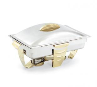 Vollrath Rectangular Cover stainless - 49330