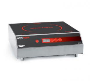 Vollrath Ultra-Fajita Induction Pan Heater simple one-touch operation - 69504F