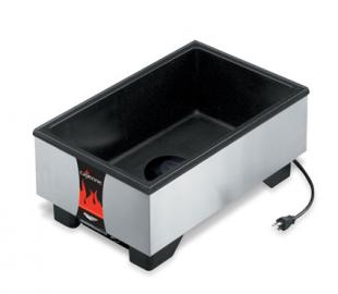 Vollrath Cayenne Model 1001 countertop Hot Food Merch WARMER with s/s ext - 71001