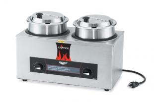 Vollrath Cayenne Rethermalizer Package model CM-24 twin well - 72040