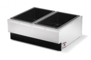Vollrath Cayenne Dual Warmer two independently manually controlled warmers featuring exclusive Direct Contact Heating System - 7