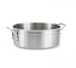 Vollrath Tribute 3-ply Brazier with chrome plated s/s handles - 77760