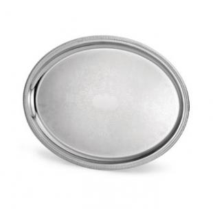 Vollrath Elegant Reflections Serving Tray Oval - 82369