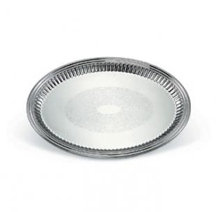 Vollrath Serving Tray ESQUIRE Oval Fluted Tray - 82173