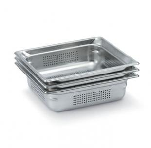 "Vollrath Super Pan 3 Full Size Perforated Food Pan 1.5"" deep - 90013"