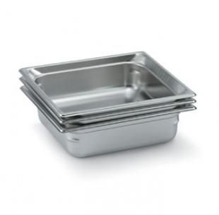 "Vollrath Super Pan 3 Two-Thirds Size Food Pan 1.5"" deep - 90112"
