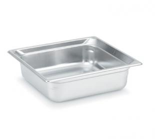 "Vollrath Super Pan 3 Two-Thirds Size Food Pan 4"" deep - 90142"