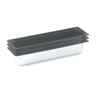 "Vollrath Super Pan 3 Half-Long Size Food Pan 2.5""Deep - 90527"