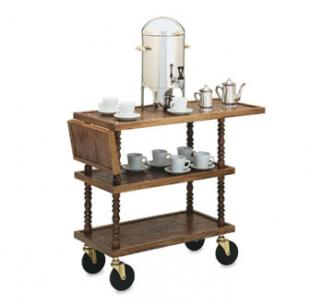 Vollrath Service Cart L'Elegance' Captains' Cart - 97036