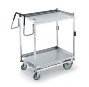 Vollrath Cart 650 pound capacity with STD Lower Shelf - 97205