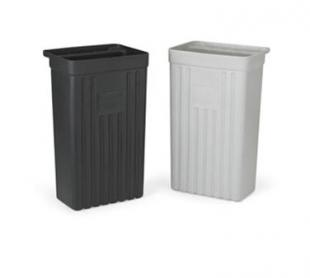 Vollrath Refuse Bin fits standard truck and tubular carts - 9728810