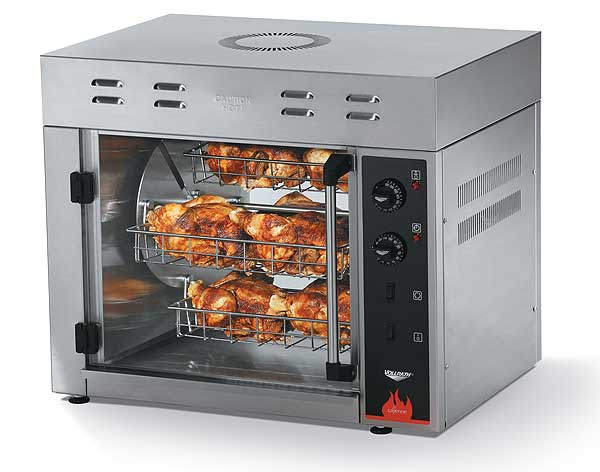 Vollrath Rotisserie Oven - 15 Chickens Model 40841
