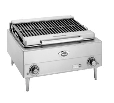 "Wells Charbroiler 24"" wide - B-40"