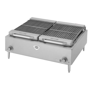 "Wells Charbroiler 36"" wide - B-50"