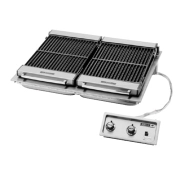 "Wells Charbroiler 36"" wide - B-506"