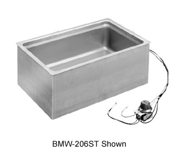 Wells Food Warmer bottom-mount - BMW-206ST