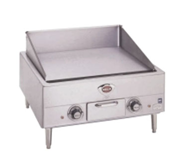 "Wells Griddle 22"" W. - G-13"