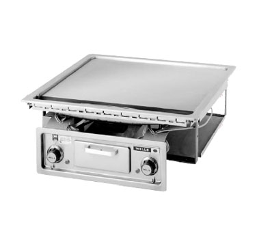 "Wells Griddle 22"" W. - G-136"