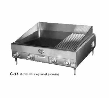 "Wells Griddle 34"" W. - G-23"