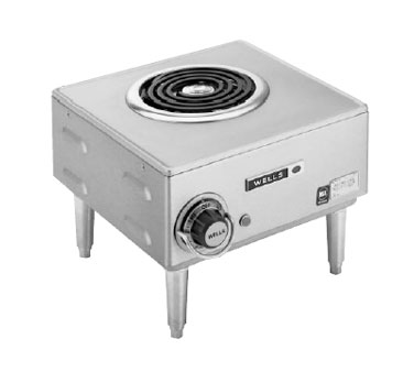 Wells Hotplate counter unit - H-33