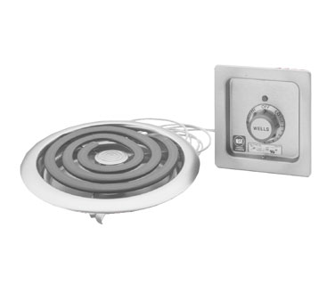Wells Hotplate built-in - H-336