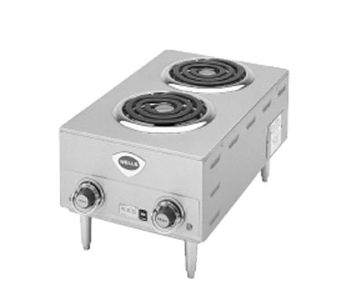 Wells Hotplate counter unit - H-63