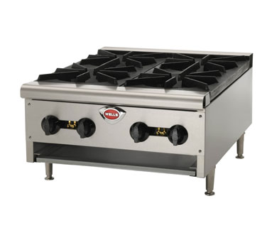 Wells Hotplate counter unit - HDHP-3630G