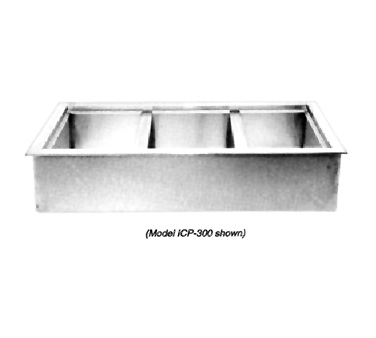 Wells Cold Food Unit 4-pan - ICP-400