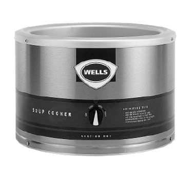 Wells Round Soup Cooker - SC-11